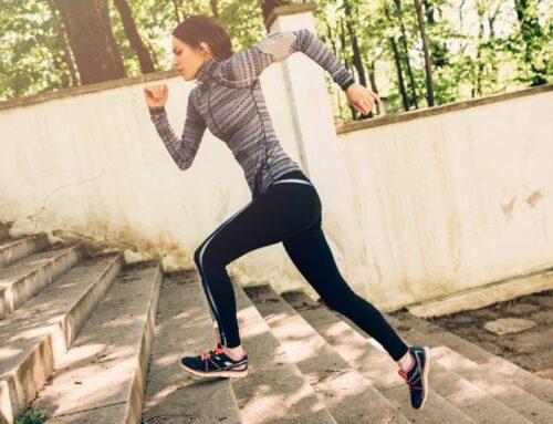 Menstruación y deporte